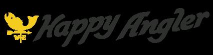 Happy-Angler-logo-vaaka-gfafiitinharmaa-kultainen-tuuliviiri (002)